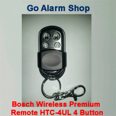 Bosch Security Wireless Premium Remote HCT-4UL 4 Button