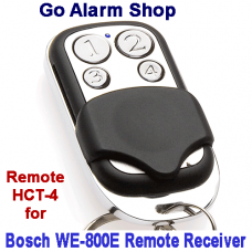Bosch Key Fob HCT-4 for Solution 844 Alarm Panel WE800ev2 kit
