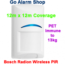 Bosch Security RFPR-12 Standard Radion Wireless PIR