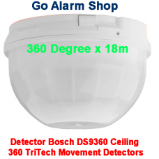Detector Bosch DS9360 Ceiling 360 TriTech Movement Detectors