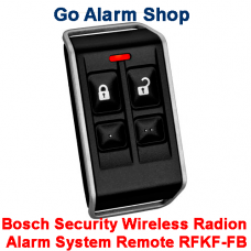Bosch Security Wireless Radion Alarm System Remote RFKF-FB