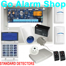 Bosch K6000-GRX-2WP House Security Solution 6000 Wireless Alarm Kit