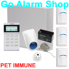 Bosch 880 Alarm Kit K880-3TRI 3 x Tri-Tech PET Proof Detectors