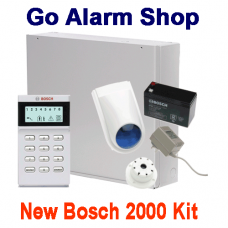 Bosch 2000 Alarm Systems Kit Design Your Own Security