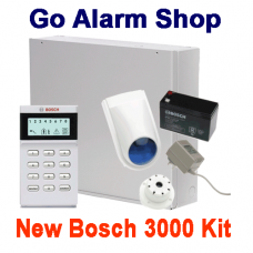 Bosch 3000 Alarm System Build Your Own Security Kit