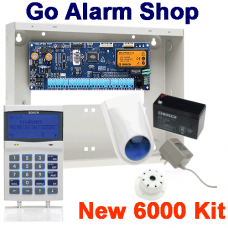 Bosch 6000 Alarm System Build Your Own Security Kit