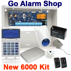 Bosch 6000 Wireless Alarm Build Your Own Kit