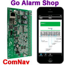Hills ComNav S2096A Monitoring Module for Reliance Alarms
