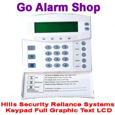 hills security keypads go alarm shop rh goalarmshop com au Drake R8 Manual Roland R8 Manual