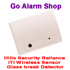 Hills S5467 ITI Wireless Sensor Glass break Detector
