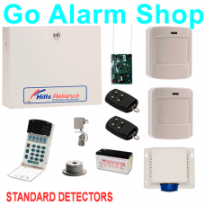 Hills Wireless Security Reliance R128 ITI Alarm System Kit