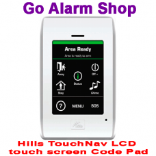 Hills TouchNav LCD touch screen Code Pad