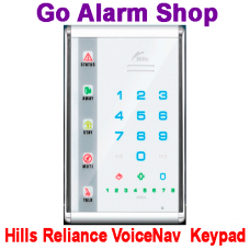 Hills Security S1794A Reliance VoiceNav Alarm Keypad