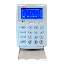 NESS Security 100-016 Kpx LCD alarm keypad