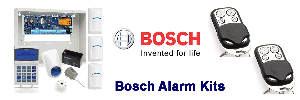 Bosch Alarm Systems Kits for Sale